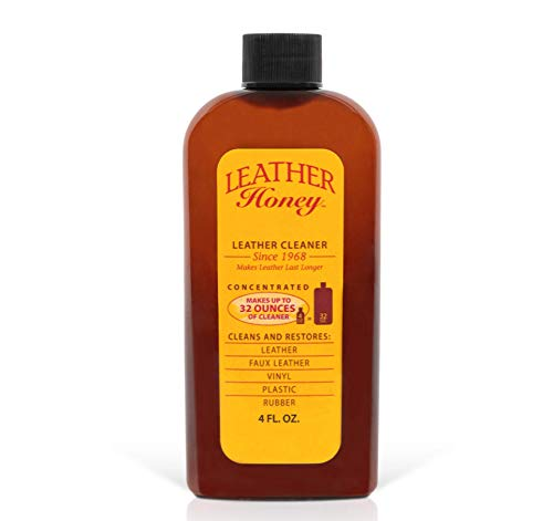 Leather Cleaner by Leather Honey:...