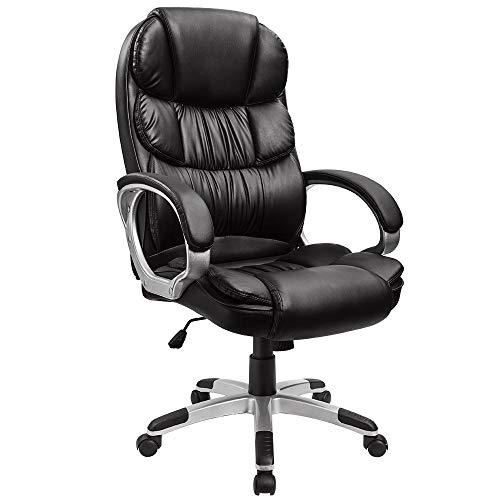 Furmax High Back Office Adjustable...