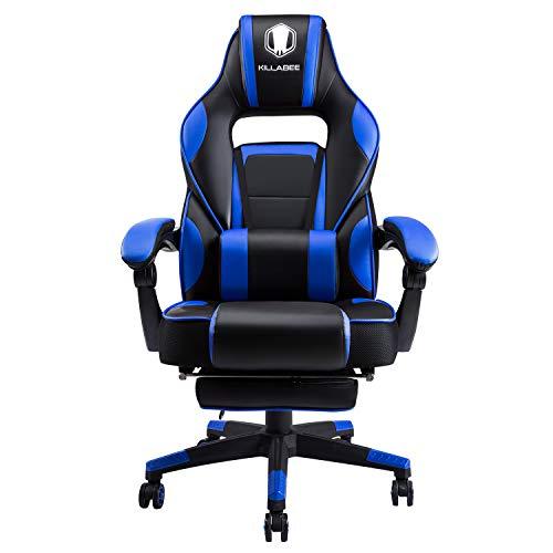 KILLABEE Massage Gaming Chair High...
