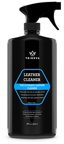TriNova Leather Cleaner for Couch,...