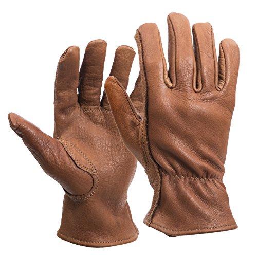 American Made Buffalo Leather Work...