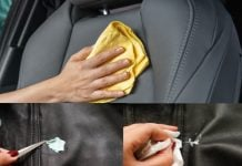 How to Remove Gum from Leather