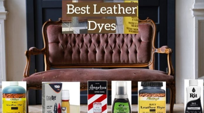 Best Leather Dye