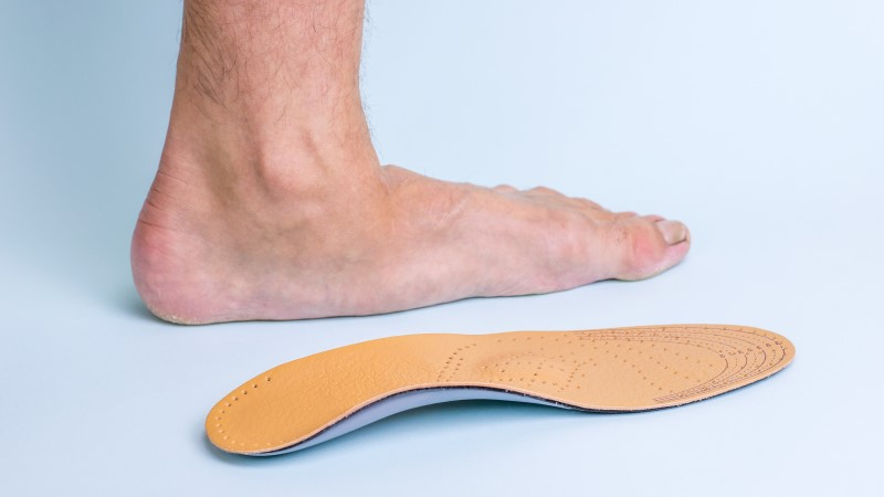 genuine leather insoles