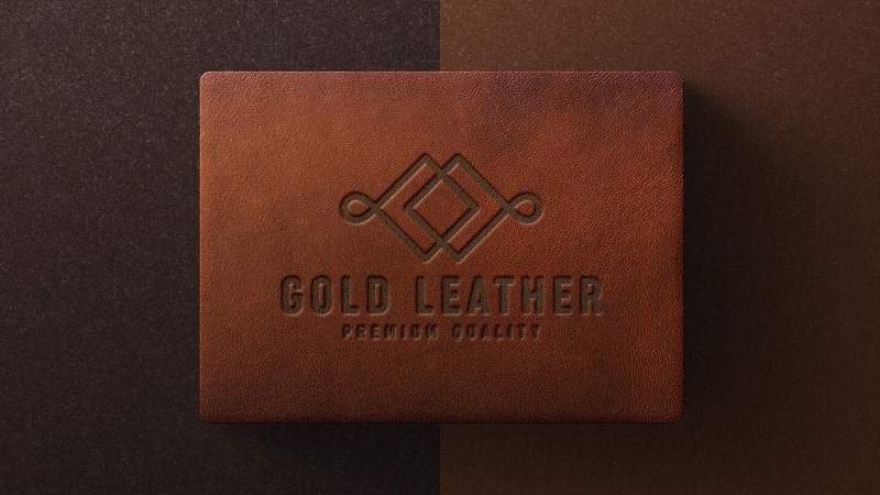 leather embossing near me