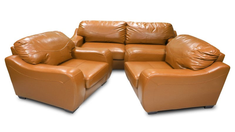 how to keep cats off leather furniture