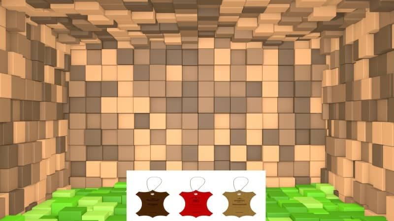 how to get leather in minecraft fast