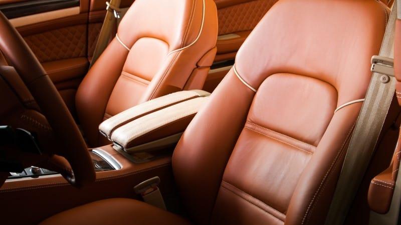 nappa leather car seats